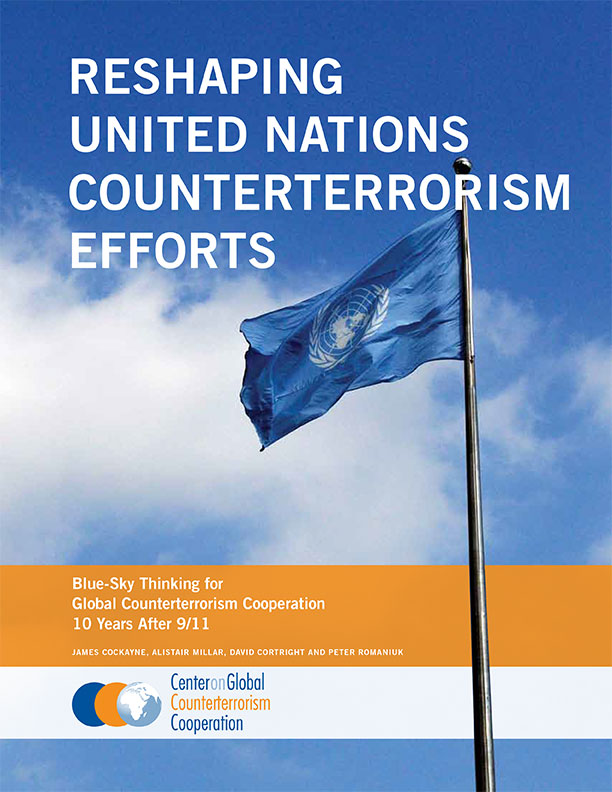 counter terrorism policy of the un United nations counter-terrorism implementation task force ctitf working group on protecting human rights while countering terrorism basic human rights reference guide.