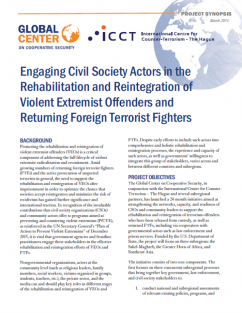 reintegration of offender into society The objective of reform or rehabilitation is to reintegrate the offender into society  after a period of punishment, and to design the content of the punishment so as.